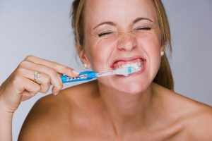 5 Signs You're Overbrushing